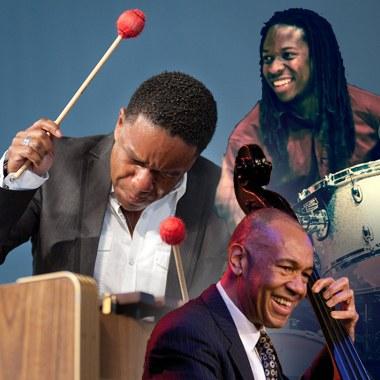 Stefon Harris Trio