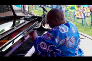 Cyrus Chestnut Trio - Montclair Jazz Festival