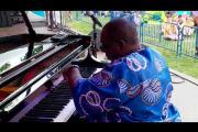 Cyrus Chestnut Trio - Montclair Jazz Festival