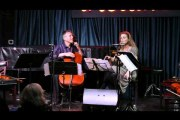 "Turtle Island Quartet's Mark Summer performs a Joni Mitchell Cover ""All I Want"" with Tierney Sutton"