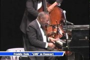 """Freddy Cole """"It's Only A Paper Moon"""" Live On SPOTTV"""