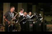 "Gordon Goodwin's Little Phat Band Performing Live ""Caravan"""