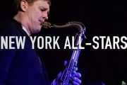 New York All-Stars featuring Eric Alexander & Harold Mabern: 'The Night Has a Thousand Eyes'